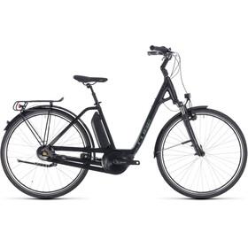 Cube Town Hybrid ONE 500 - Vélo de trekking électrique - Easy Entry noir